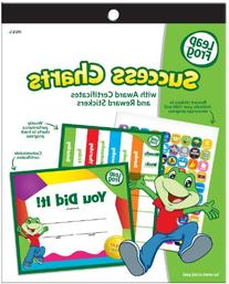LeapFrog Success Charts with Award Certificates and Reward