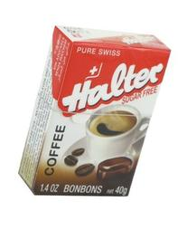 Halter Sugar-Free Coffee Bonbons