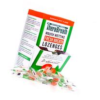TheraBreath Sugar Free Lozenges - By Dr. Harold Katz -