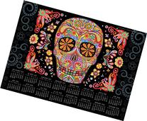 Sugar Skulls 2014-15 16-Month Calendar Poster
