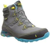 Ahnu Women's Sugarpine Boot Hiking Boot,Deep Teal,7.5 M US