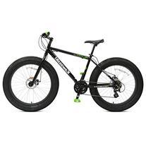 Kawasaki Sumo Fat Tire Bike, 26 x 4 inch Wheels, 18.5 inch