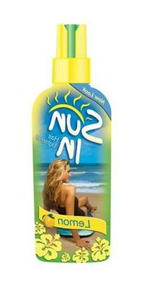 Sun In Hair Lightener Lemon Fresh, 4.7 OZ