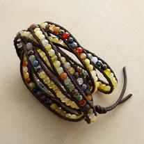 Chan Luu Sunbeam 5 Wrap Bracelet