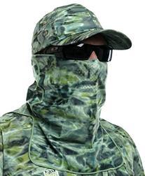 Aqua Design Sunguard Pro Fishing Face Mask Multifunctional