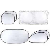 Sunshade For Cars,2win2buy 1SET New Full Car Sun Shade Front