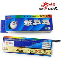 Double Fish Super 3 Star 40mm White Table Tennis Balls,