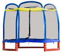 SkyBound Super 7 The Perfect Kid's Indoor/Outdoor Trampoline