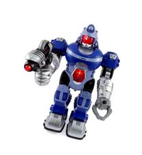 Super Android Robot Toy for Kids with Space Blaster, Grip