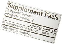 USP Labs Super Cissus Herbal Supplement Capsules, 150