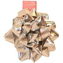 Super Giant Bow in Silver - 9 Inch Diameter - sold