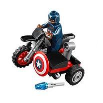 LEGO Super Heroes Marvel Civil War Captain America's
