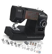 TOYOTA Super Jeans J34 Sewing Machine  w/ Gliding Foot,