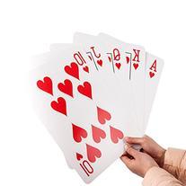 GAMELAND Super Jumbo Playing Cards