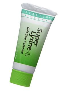 Quantum Super Lysine Plus Cold Sore Treatment Cream - 0.25