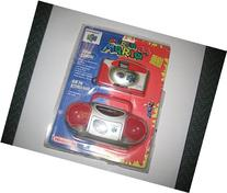 SUPER MARIO 64 AM/FM RADIO & 35mm CAMERA With LARGE VIEW