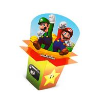 Super Mario Bros Party Supplies - Centerpiece