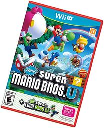 New Super Mario Bros. U & New Super Luigi U | Wii U