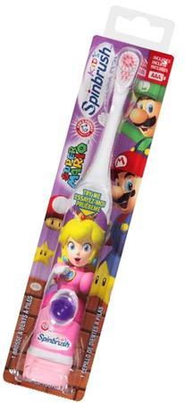 Spinbrush Super Mario