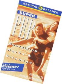 Natural Balance All Day Super Pep -- 60 Capsules