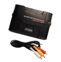 Retro-Bit Super Retro Advance Adapter GBA to SNES - Super
