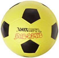 Sportime Super-Safe Soccer Ball - 8 inch - Yellow