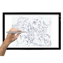 Huion A2 Large Tracing Light Box, AC Powered Light Pad,