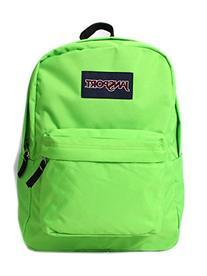 Jansport Superbreak Backpack - Zap Green