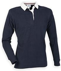 Front Row Premium Superfit Rugby Shirt - 6 Colours / XS-3XL