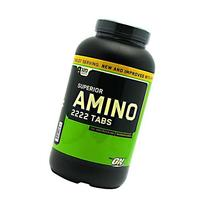 Optimum Nutrition Superior Amino 2222 Tabs - 320 Tablets