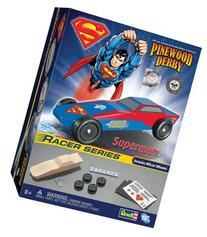REVELL Superman Sports Car Racer Series Kit RMXY9404