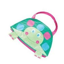 Mud Pie Surfs Up Beach Bag with Toys, Turtle 173664