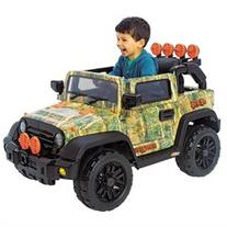 579b9f79543c2 Dynacraft Surge Camo 6v 4x4 Battery-powered Ride-on