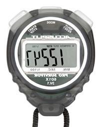 ACCUSPLIT Pro Survivor - A601XBK Stopwatch, Clock, Extra