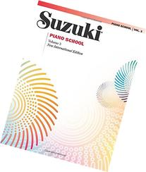 Suzuki Piano School- New International Edition- Volume 3