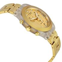 Swatch Men's SVCK4032G Stainless Steel Analog Watch with
