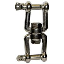 Quick SW8 Anchor Swivel - 8mm Stainless Steel Jaw Jaw Swivel
