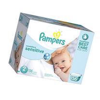 Pampers Swaddlers Sensitive Diapers Size 2 Economy Pack Plus