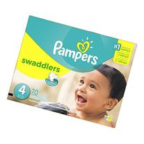 Pampers Swaddlers Diapers Size 4, 70 Count