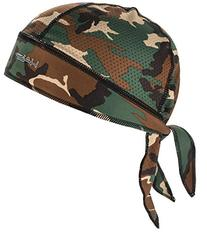 Halo Headband Sweatband Protex Camo Green