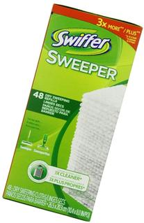 SwifferSweeper: Dry Sweeping Cloth Refills , 192 Count