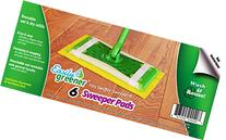Easily Greener Swiffer Sweeper Compatible Reusable Refills,