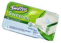 Swiffer Sweeper Wet Mopping Cloths Mop And Broom Floor