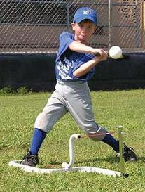 Swing Buster Youth Hands Back Hitter Training Aid