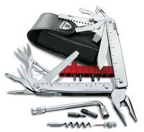 Victorinox Swiss Army SwissTool CS Plus Multi-Tool,Steel