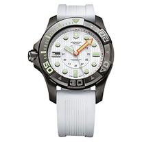 Victorinox Swiss Army Watch, Men's Dive Master 500m White