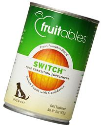 Fruitables Switch Food Transition Pumpkin Supplement for