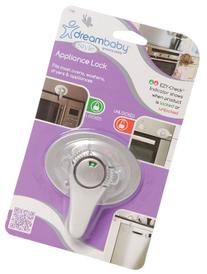 Dreambaby Swivel Appliance Lock W/ E-Z Indicator Single Pack