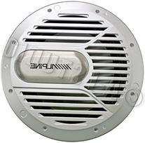 "SWR-M100 - Alpine 10"" Single 4-Ohm Type-R Marine Subwoofer"