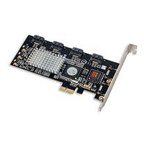 SYBA Controller Card SY-PEX40008 4 Channels PCI-Express